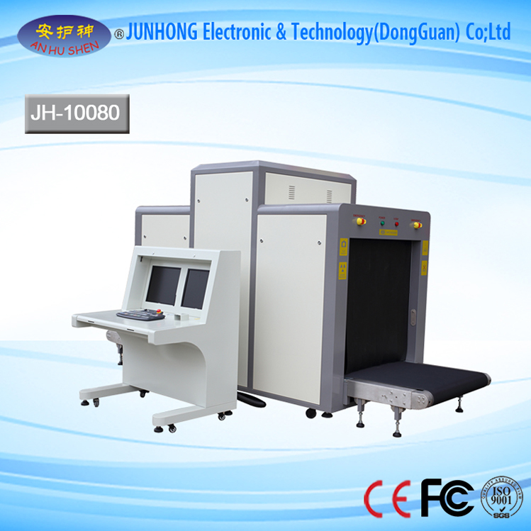 X-ray security cargo  inspection equipment