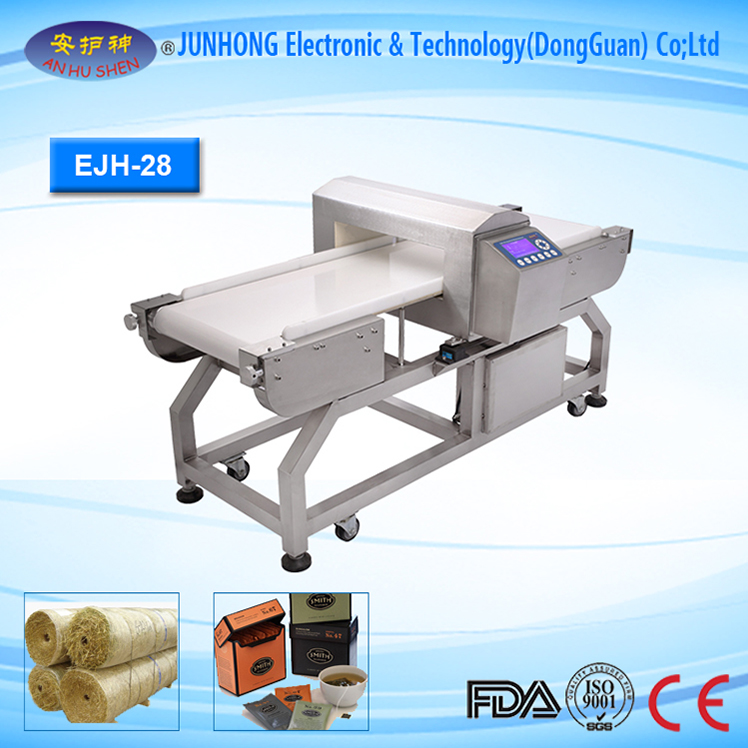 Ordinary Discount 30mm Penertration X Ray Baggage Scanner - Stainless Steel Auto Conveying Food Metal Detectors – Junhong