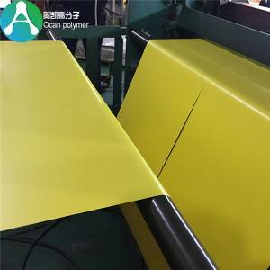 0.5mm Manipis Hard Makukulay PVC matibay Plastic Sheet para Decoration