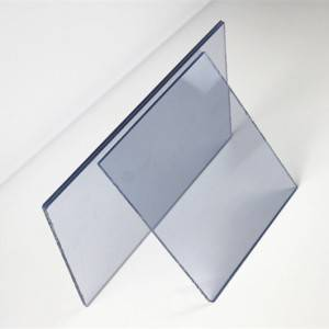 Suzhou OCAN 5 mm Clear hard anti statis kaku PVC Sheet