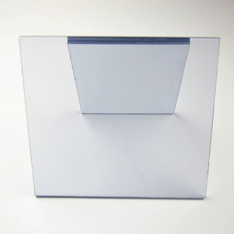 ESD antistatisk stiv Hard Klar PVC Sheet 5mm tykkelse Featured Billede