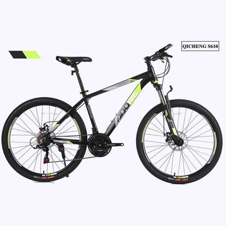 PDS610 Alloy Frame Mountain type variable speed Bicycle 21gear double disc brake MTB Featured Image