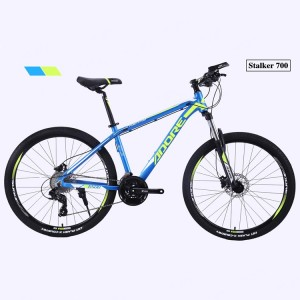 PDS700 27.5 Inch Factory Price Suspension Fork Alloy Aluminum Frame 27gears Mountain Bike for Sale