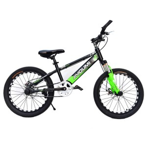 PDKB20 Full Suspension MTB 20inch Children Bicycle spoke wheel