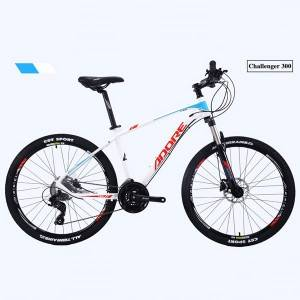 "PDC300 Aluminium Frame 26"" Mountain bicycle Fashion ride cycle 27gear speed"