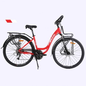 PDC660 Urban commuting aluminum alloy bicycle city bicycles China manufacturer