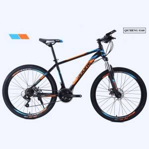 PDS160 Factory Mountain Bicycle 21 Speed Custom High Quality steel Men Suspension Mountain Bike MTB Bike