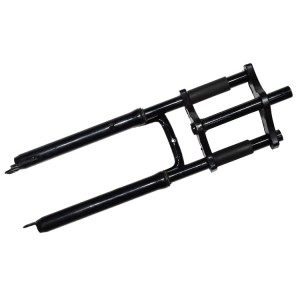 PDFORK04 HOT SALE MTB front fork 24/26 Dual crown AIR HLO of suspension fork