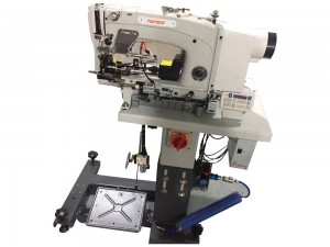 Pantolon Dipleri ve Kolları Hemming Machine TS-63922-D4