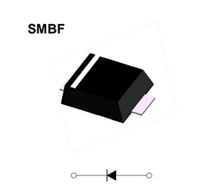 diode,SS24BF, SMBF package diode