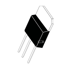 diode,MUR1040CT, TO-220-3L package diode