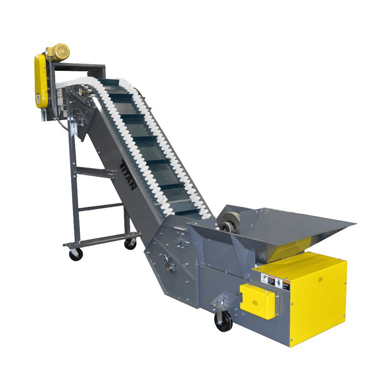 Corrugated Sidewall Belt Conveyor Featured Image