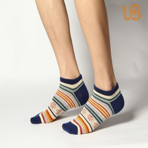 Men Colorful Ankle Sock