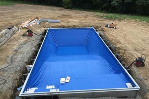 Bottom Pool Cover
