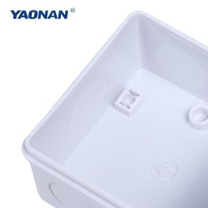Waterproof Junction Box (Without igbochi)