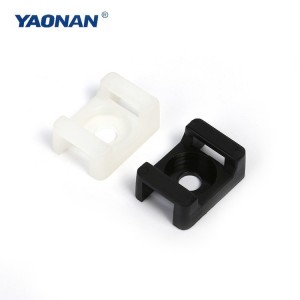 Cable Tie Saddle Mount