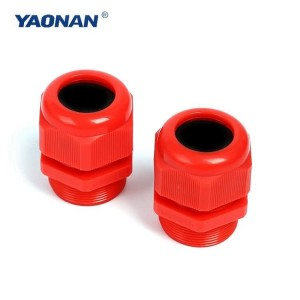 un fir de nailon Cable Gland PG