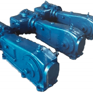 W series reciprocating vacuum pumps