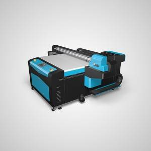 High Quality 3D Ceramic Acrylic Glass UV Printer