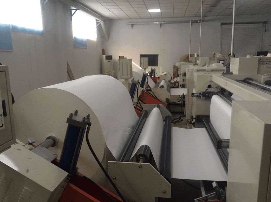 58g 64inches anti curve high transfer rate sublimation heat transfer paper