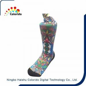 Different size socks printer for all kinds fabrics
