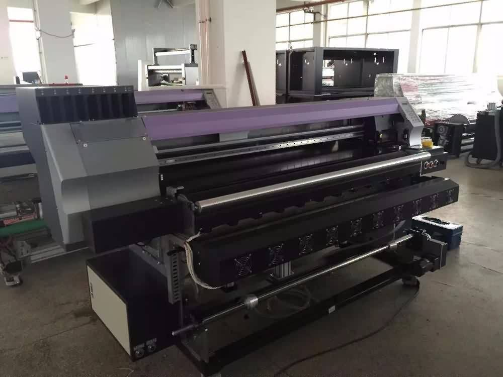 18 Years Factory Digital Textile Printer Heat Transfer