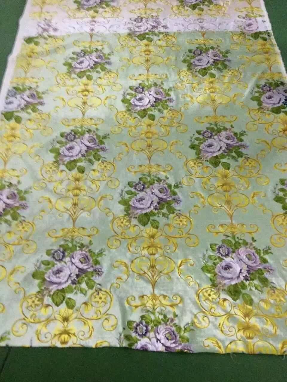 Embroidery,Jacquard, gold blocking localization printing machine detail pictures