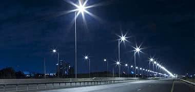 Public Area LED Lighting