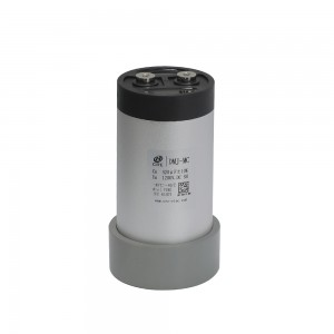 Power electronic film capacitor