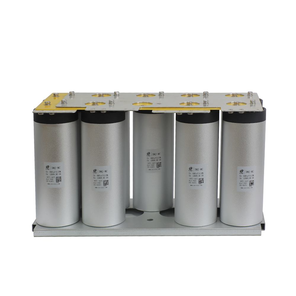 DC bus Capacitors for IGBT-Based Converters in Traction Apparatus Featured Image