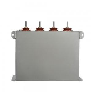 Inverter DC-link film capacitors in power conversion