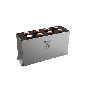 Customized Dry Film Capacitors design for High-Frequency Power Electronics