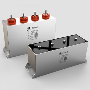 Newly Designed Power Electronic Capacitor with Self-healing Capability (DKMJ-S)