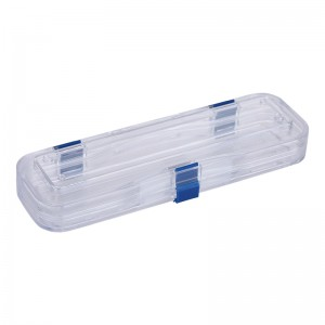 2019 China New Design Optic Lens Storage Box -