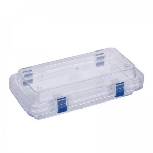 Factory wholesale Plastic Membrane Pen Boxes -