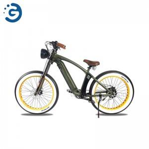Chinese Factory Hi-Lay II 48V 350W-750W REAR-DRIVE Fat Tyres Electric Bike