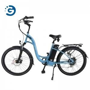 "Chinese Manufacturer 48V 500W-1000W 26""*2.125 Tyres Electric Bike"