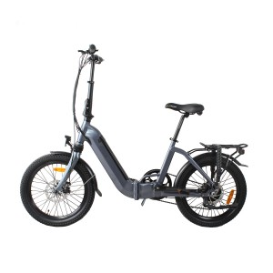 "Fox 20""/24"" Folding Normal Tyres E-bike Hot Sale Electric Bicycle"