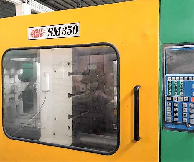 Chen Hsong SuperMaster 350t SM350 used Injection Molding Machine Featured Image
