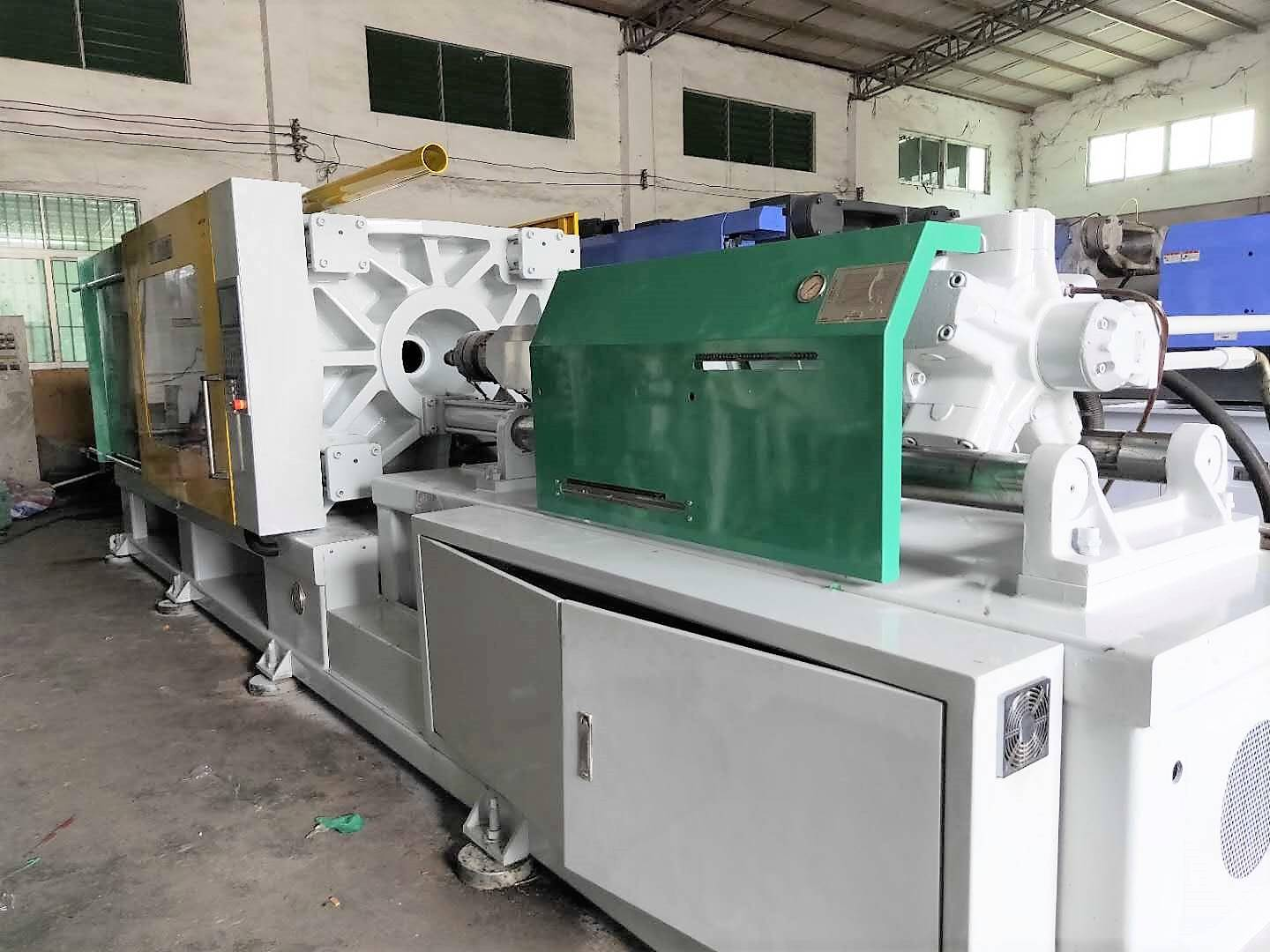 Taiwan Chen Hsong Supermaster SM450 used Injection Molding Machine