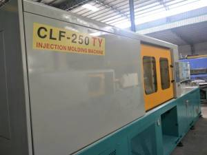 CLF-250TY used Injection Molding Machine (high precision)