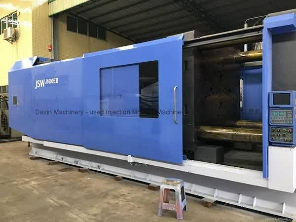 JSW1600t (JSWJ1600EIII) used Injection Molding Machine