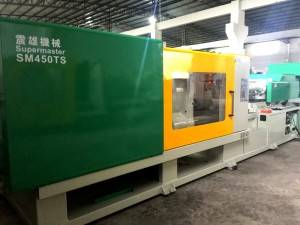 Chen Hsong SuperMaster SM450TS (high precision) used Injection Molding Machine