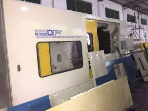 Toshiba 1300t (IS1300DF) used Injection Molding Machine