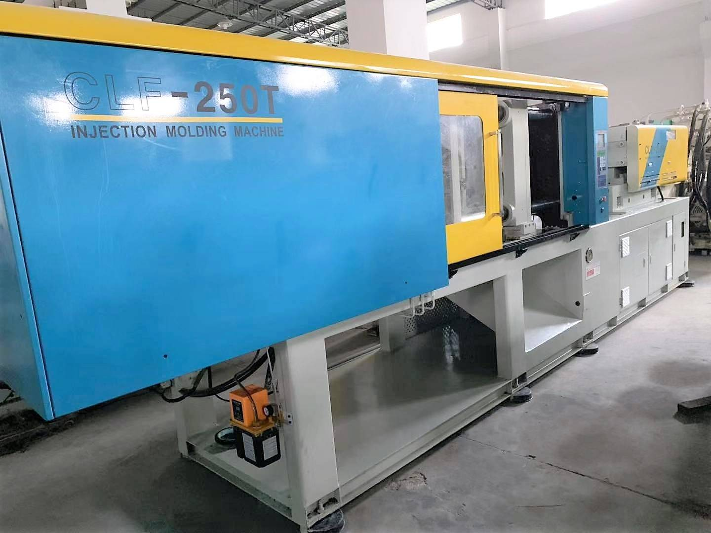 Chuan Lih Fa CLF-250t (servo) used Injection Molding Machine Featured Image