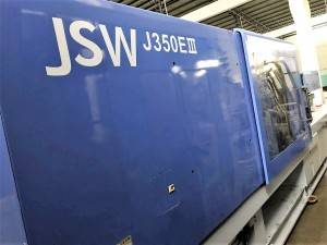 JSW350t (J350EIII) used Injection Molding Machine