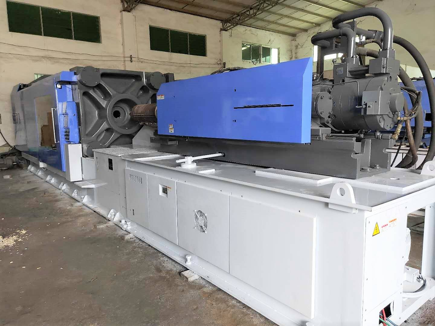 JSW 850t used Plastic Injection Molding Machine