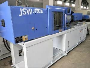 JSW75t (J75EIII) used Plastic Injection Molding Machine