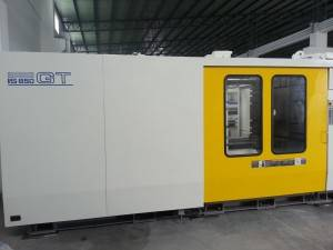 Toshiba 850t (IS850GT) Used Injection Molding Machine