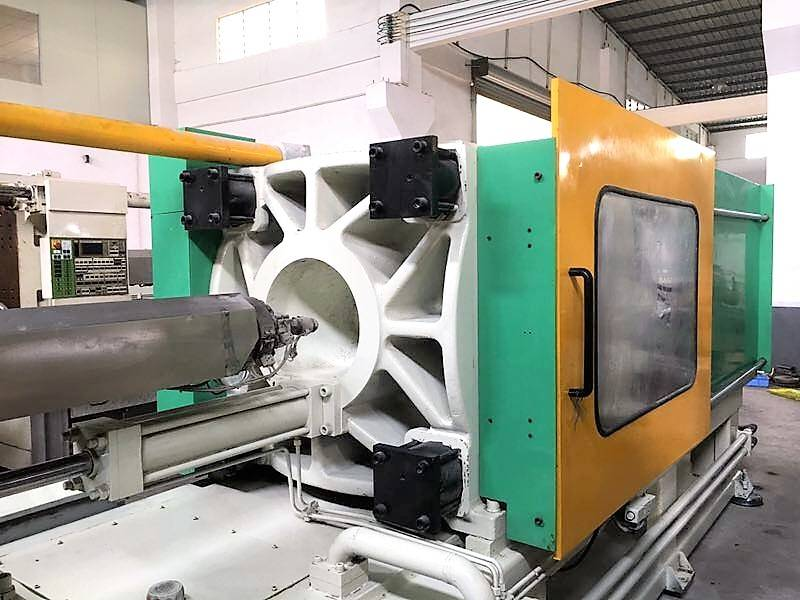 Chen Hsong SuperMaster 350t SM350 used Injection Molding Machine